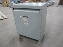MGM 45 kVA 480 to 208Y/120 V AC370-G0205-K 3PH Dry Type Transformer 45kVA 480V (DW0598-2). See more pictures details at http://ift.tt/2E6e1oM