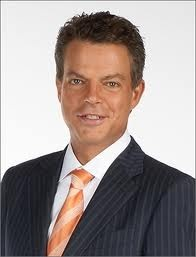Love Shepard Smith's professionalism as a journalist, honesty and his completely dry sense of humor.