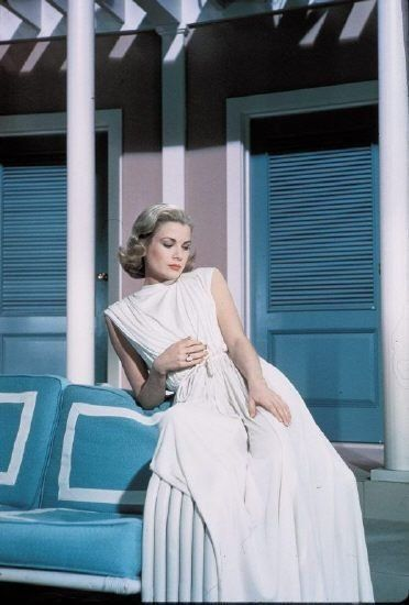 Grace Kelly {High Society} Can I have her swim cover-up, pretty please???