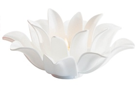 Floating Flower Light - White Only 121416 - need to order some for summer parties $6.99
