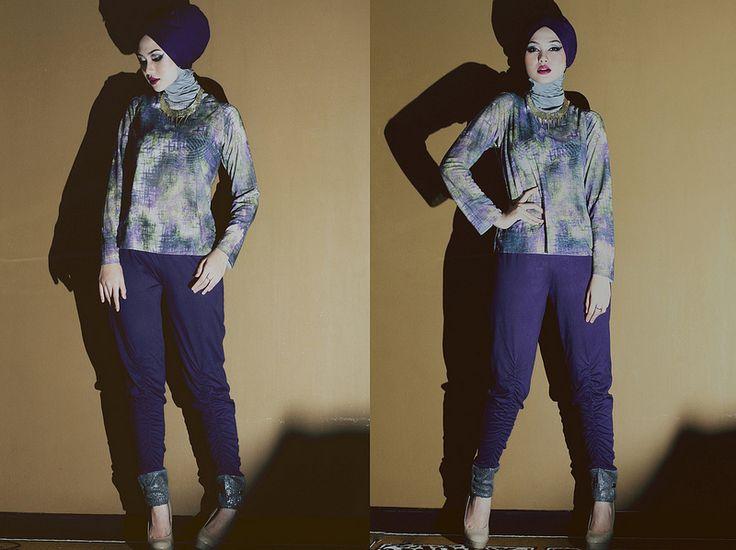Turban style by Indah Nada Puspita