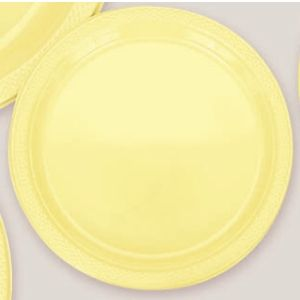 Plastic 10.25\  Dinner Plates Solid ColoursThere are 20 Plastic Dinner Plates per package. They are a LARGE 10.25 inches and come in 22 colours to suit any ...  sc 1 st  Pinterest & 22 best Partyware - Dinner Plates Plastic Solid Color images on ...
