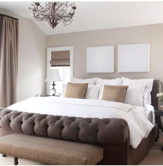 84 Best Taupe And Cream Bedroom Images On Pinterest