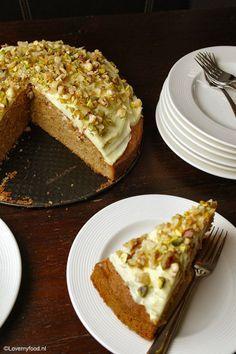 Kruidige herfstcake - Lovemyfood.nl