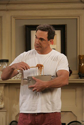 I love Patrick Warburton! I think he's one of the coolest guys on television.