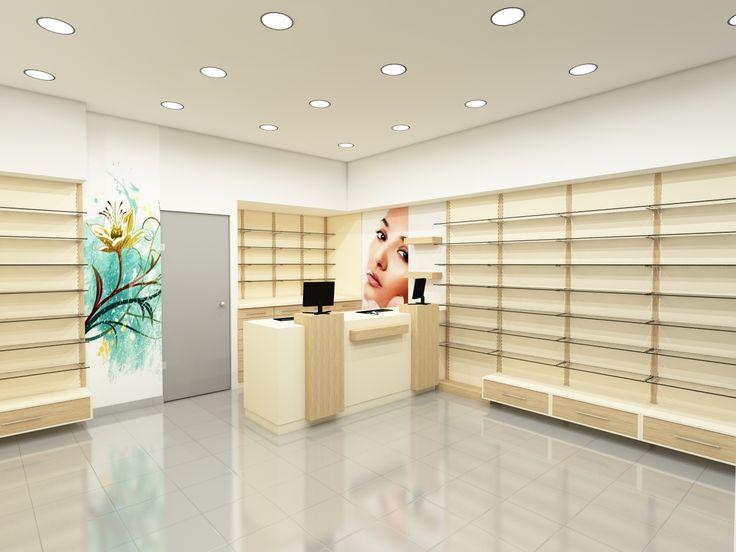 Pharmacy Design    Retail Design   Store Design   pharmacy Shelving   Pharmacy Furniture   Store Design by FORMApouranis