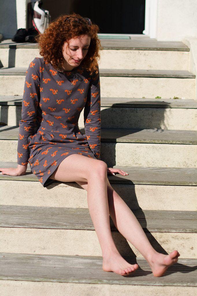 Robe Lora de La Maison Victor | La maison victor, Robe patron et Couture robe