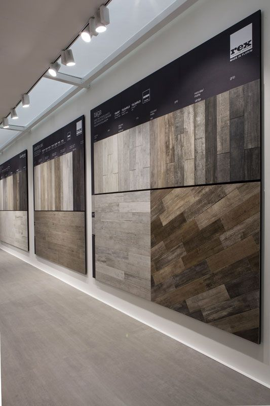 Taiga by rex florim cersaie 2013 cersaie cersai for Showroom flooring ideas
