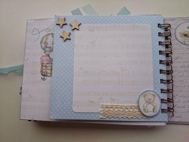 Hola!   Ya tengo la navidad pisándome los talones. Yo quería para esta fecha tener tooodooo listo pero que va! todavía tengo mi diario de ...