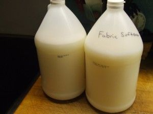 Save money with DIY recipes for fabric softener