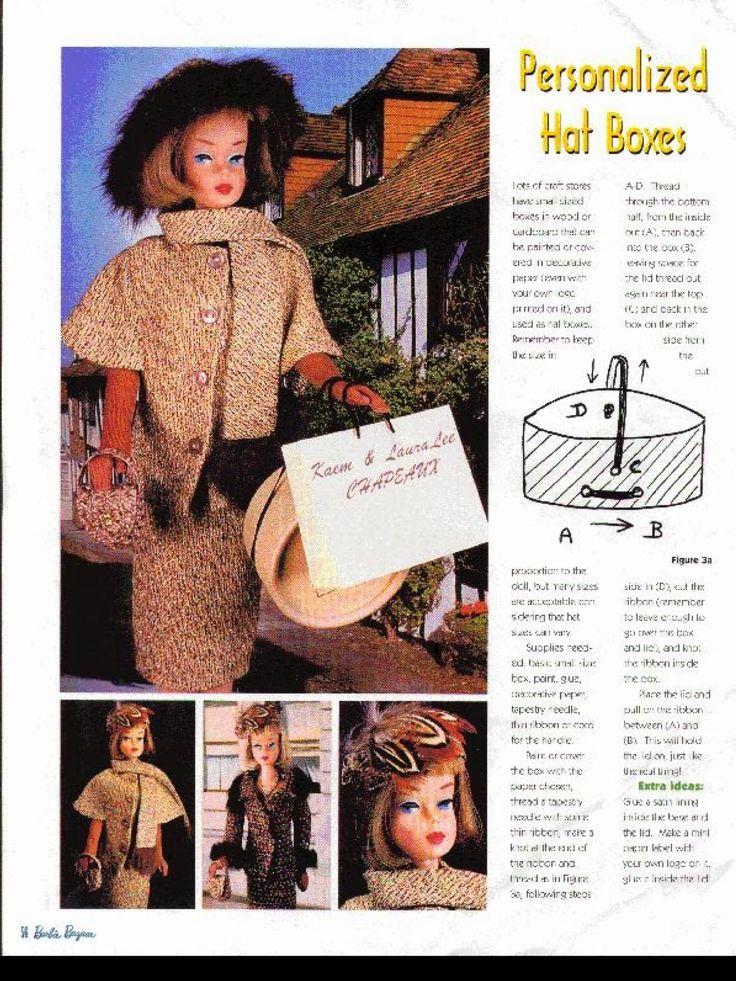 295 besten Barbie PATTERNS Bilder auf Pinterest | Barbie muster ...