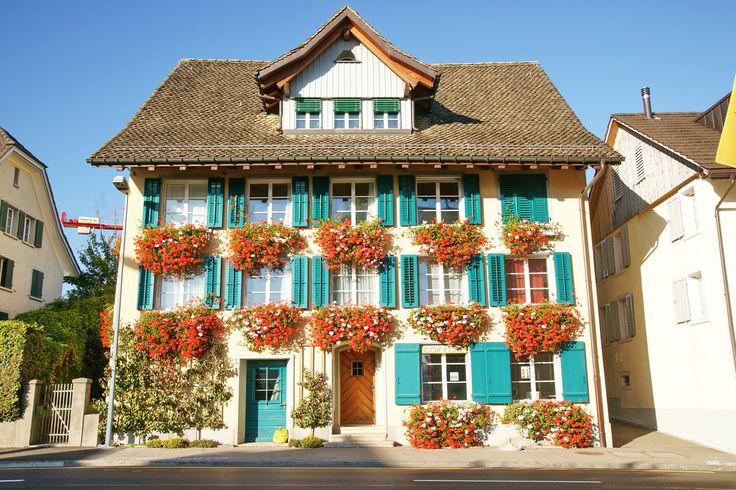https://flic.kr/p/Dc5z5f | Obermeilen 16.10.2017 3391 | Grand Tour of Switzerland . Obermeilen Kanton Zürich