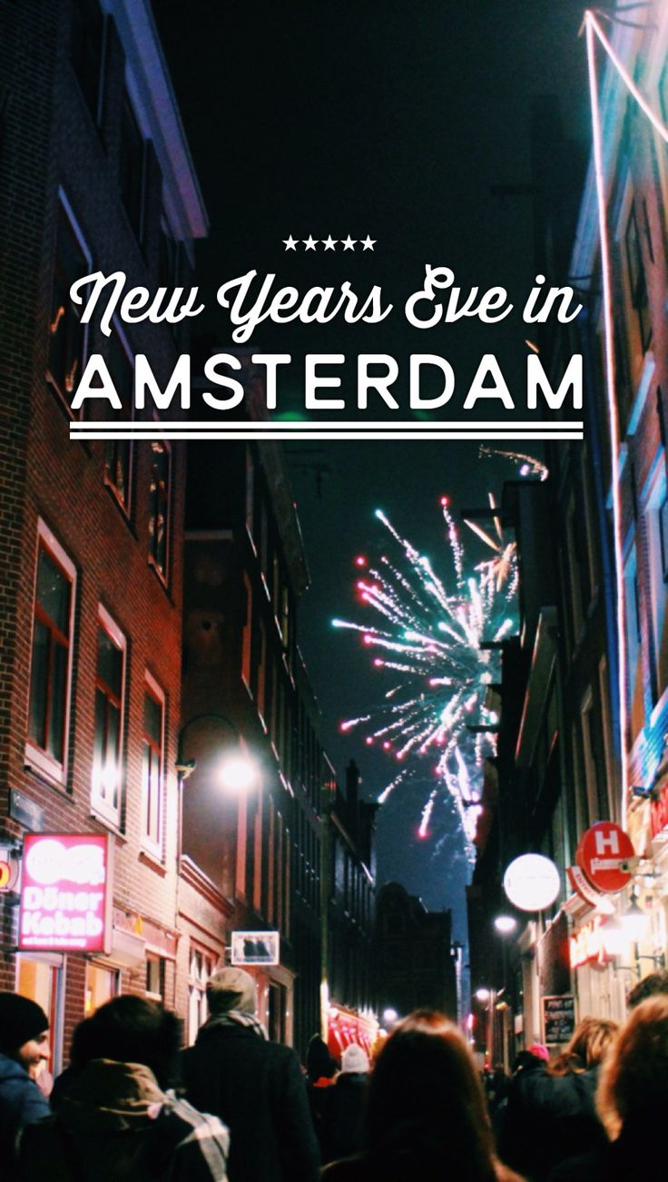 New Years Eve is a night with so much potential. New Years Eve in AMSTERDAM is a night with so much potential for disaster/adventure/great memories! Click through to read what happened to us on our most epic night out!