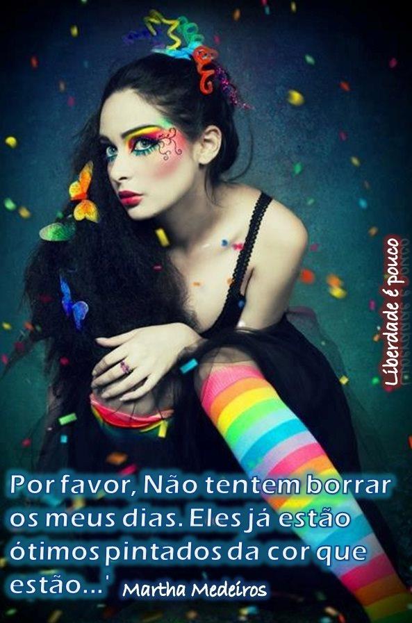 MARTHA MEDEIROS: