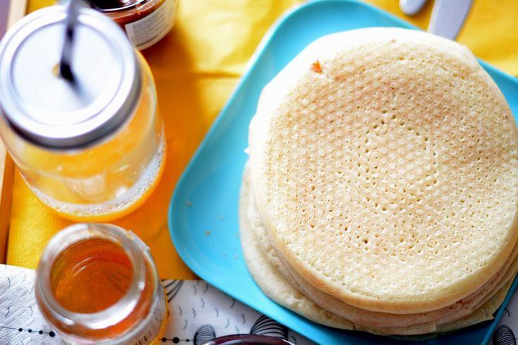 Champions Breakfast - the most delicious pancakes | LAJTKRAFT food