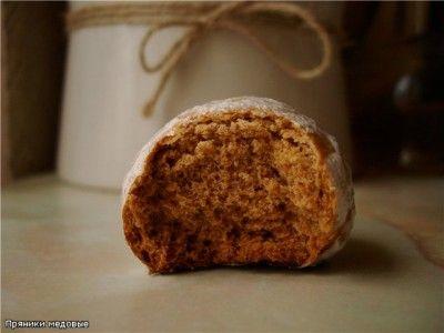 пряничное медовое тесто