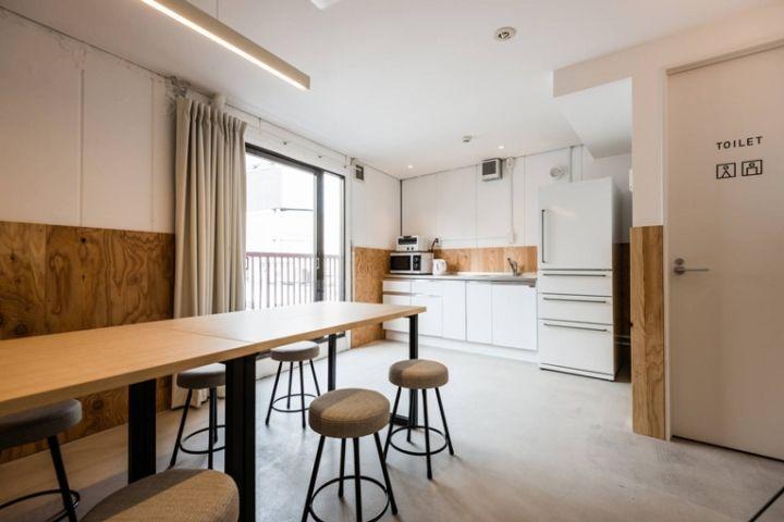 Bunka hostel by Space Design, Tokyo – Japan » Retail Design Blog