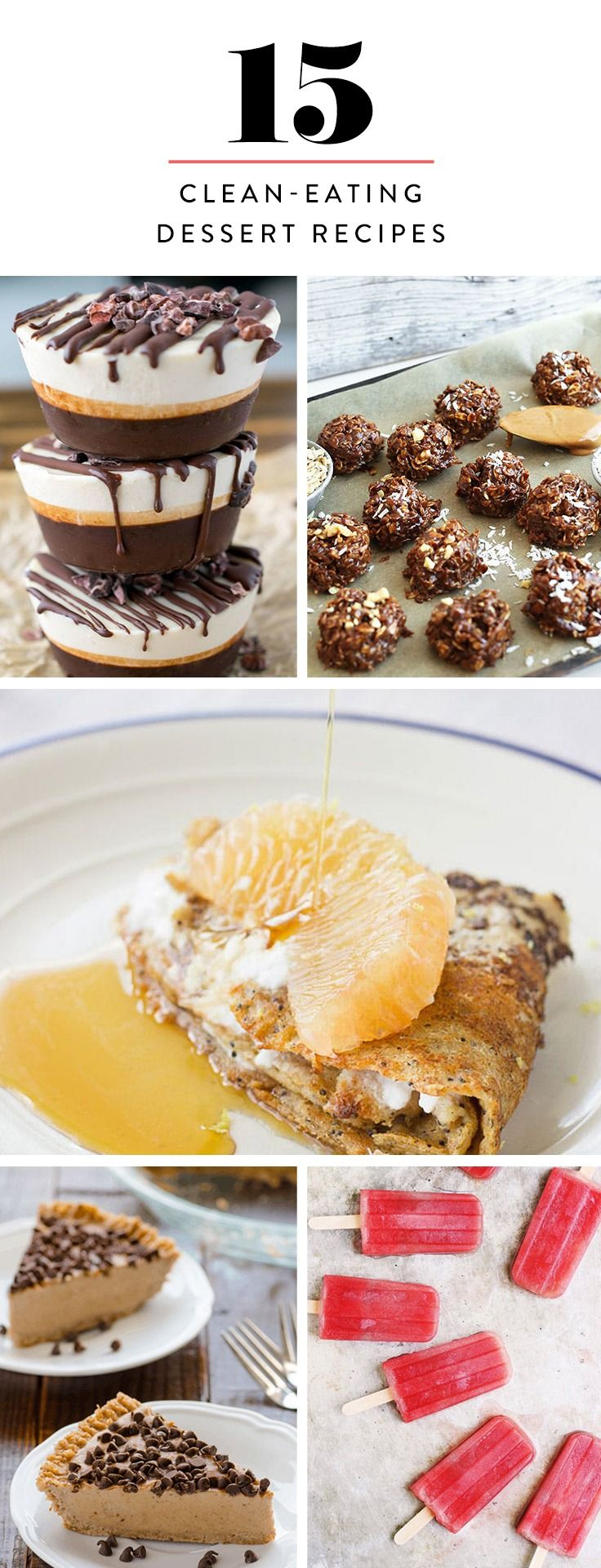 168 best healthy desserts images on pinterest 15 clean eating desserts that wont ruin your diet forumfinder Images