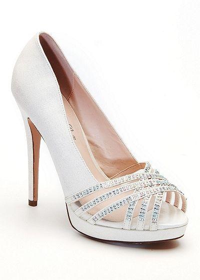 Zapatos de novia - Colección de zapatos para novias 2016