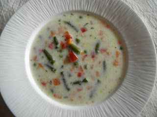 Sarokkonyha: Mexikói leves