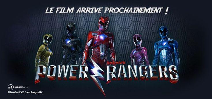 En 2017 sortira LE film Power Rangers produit par Lionsgate, le studio à l'origine des séries de films Twilight, Hunger Games, Divergente…#PowerRangers #Film #Rangers #Action #Amitié #superheros