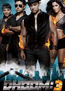 Hd Torrent Full Hindi Movies: Dhoom 3 (2013) - 720p HD