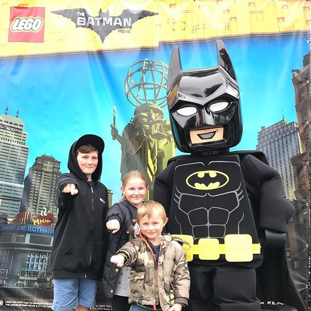 My cute caped crusaders had a blast at Legoland's LEGO Batman Movie Days last weekend! 🦇✨ We went on a scavenger hunt to find evil LEGO villains on the loose, met LEGO Batman, and were able to ride tons of rides.  This Saturday and Sunday are the last days of LEGO Batman movie days, so if you're in SoCal, be sure to check it out!  You can read more about our adventures on the blog too. 😉 by (makelifelovely).  #eventprofs #eventplanning #viewfromthetop #views #popular #trending #events…