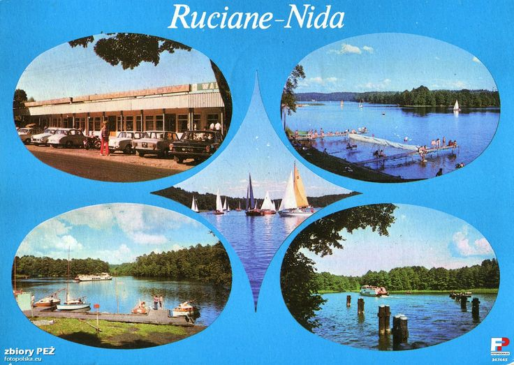 Ruciane Nida, my home town in Masuria Lakes, Warmińsko Mazurskie. You will fall in love with this travel place.