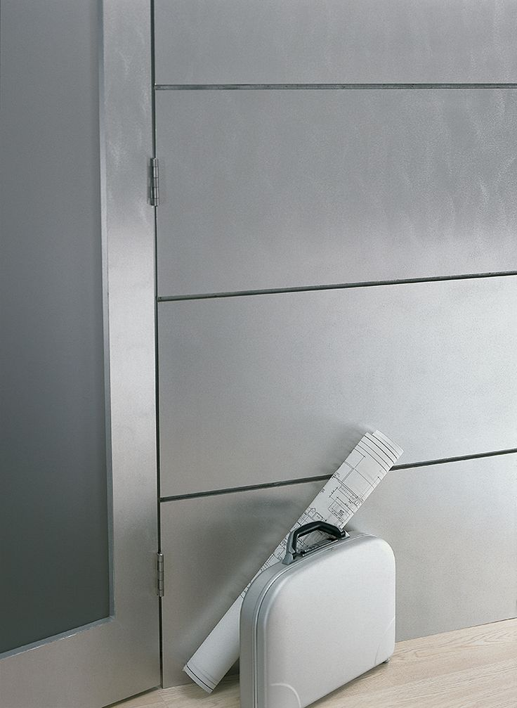 Formica Decometal M2022 Brushed Aluminum Metallic