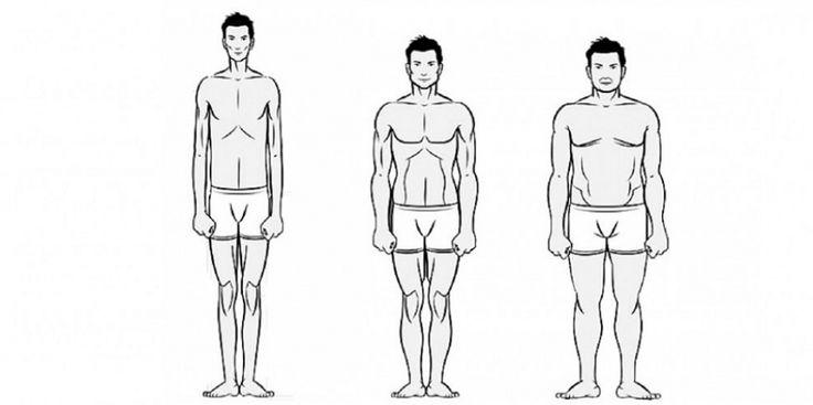 Dit zijn de 3 lichaamstypes, en zo verbrand je er het meeste vet mee- Menshealth.nl