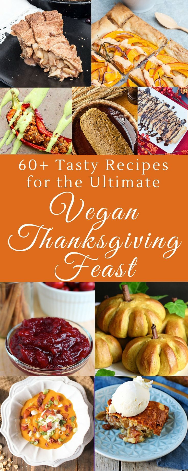 Vegan & Lots of GF Thanksgiving Recipes! VeganFamilyRecipes glutenfree holiday thanksgiving party healthy vegan food recipe