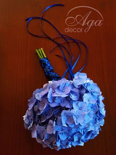 Bride Hydrangea, wedding