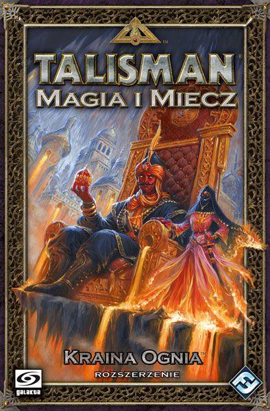 Talisman Magia i Miecz: Kraina Ognia dodatek