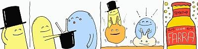 temedoy una farra#TEMEDOY#puntos libro#tiras cómicas#