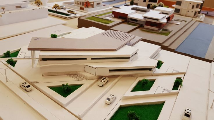 Model, Architecture Department / University of Sulaimani