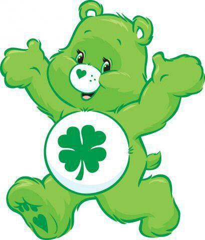 My favorite Care Bear