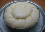 Tsoureki - brioche in a tin