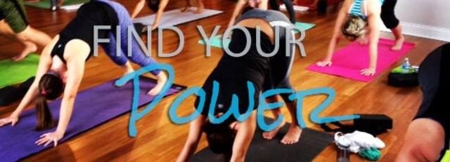 """Power yoga is about working hard sensitively. Anyone can practice power yoga because the """"power"""" of this practice comes from listening to your body and making choices about what feels right to you in each moment of your practice.  No previous yoga experience is required. Just an open mind and the willingness to explore your limits.  COST: $20+hst Pre-registration is suggested. Please visit our website at www.kulastudio.ca under """"Workshops/Event"""" or come to Kula to register."""