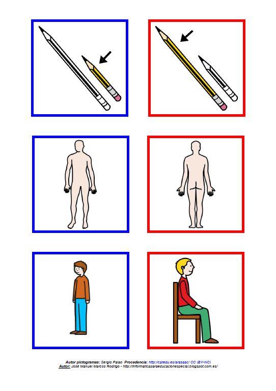 Registro y valoración cualitativa - Antónimos. Lámina 6 http://informaticaparaeducacionespecial.blogspot.com.es/2014/09/registro-y-material-complementario-para.html