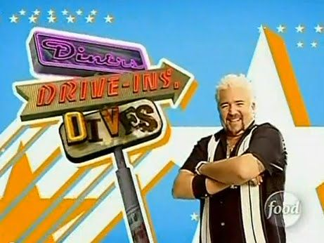 Diners Drive-Ins and Dives