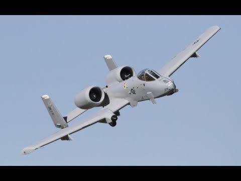 2010 Jacqueline Cochran Air Show - A-10 Thunderbolt II Demo