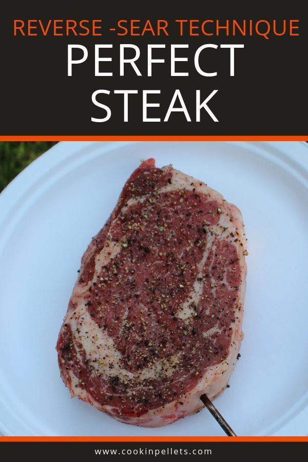 how to cook steak on pellet grill