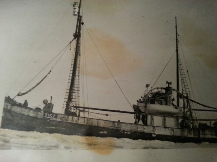 New Foundland,from my father Hans Adrian Haugens,Malangen,Photos 1948.