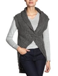 ESPRIT Damen Strickjacke W21539