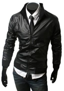 Amazing black jacket that can give a classy look in all occasions.