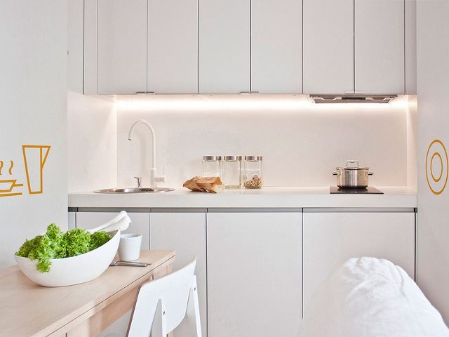 Ikea Aranzacje Meble Do Malego Mieszkania 19m2 Z Pomyslem Small Spaces Home Decor Interior