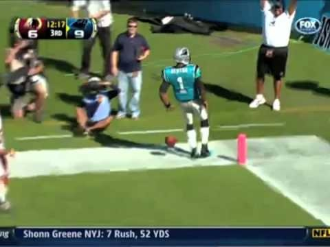 2011 Cam Newton Rookie Highlights- The New Era    2011 Rookie of the year Cam Newton