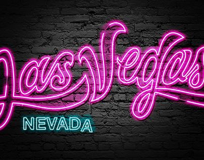 """Check out new work on my @Behance portfolio: """"Las Vegas Typography"""" http://be.net/gallery/36316539/Las-Vegas-Typography"""