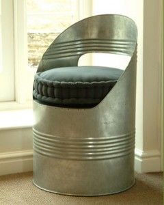 Such a cool chair