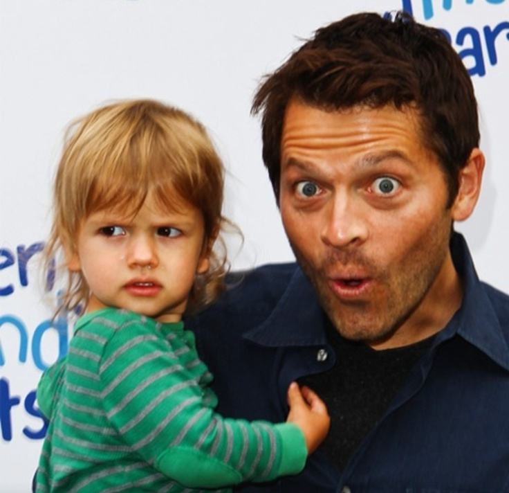 17 Best images about Misha Collins on Pinterest | Random ...